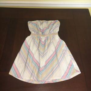 Strapless Mossimo Dress